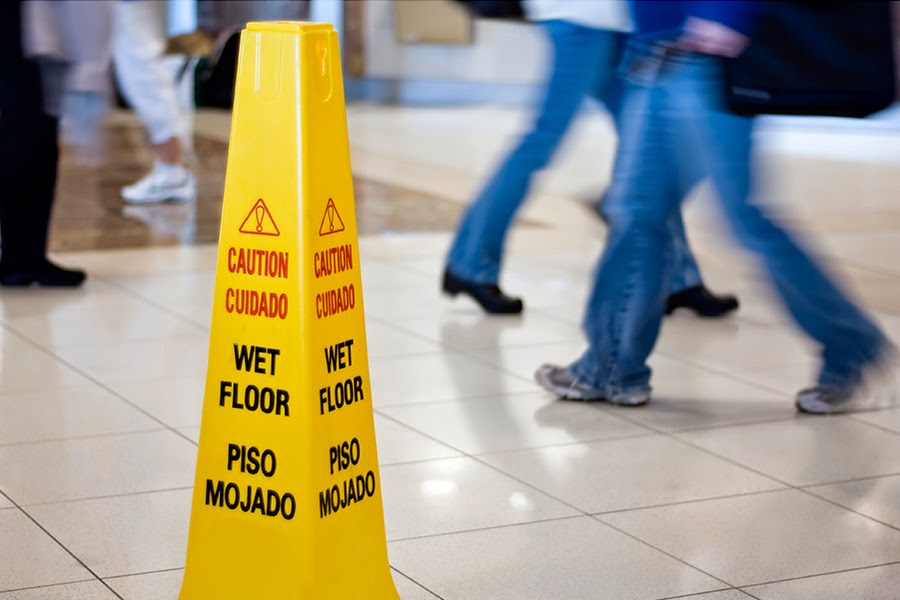Slip & Fall Lawyer NJ