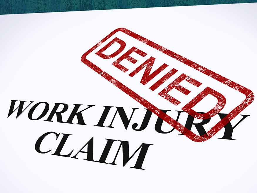 Denied for Workers' Compensation? Understanding the Basics of Appealing