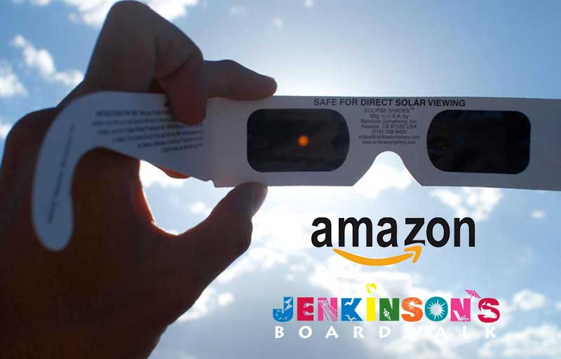 Local and National Retailers Sold Dangerous Eclipse Glasses