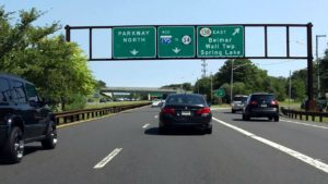Fatal Accident on the Garden State Parkway in Wall, New Jersey
