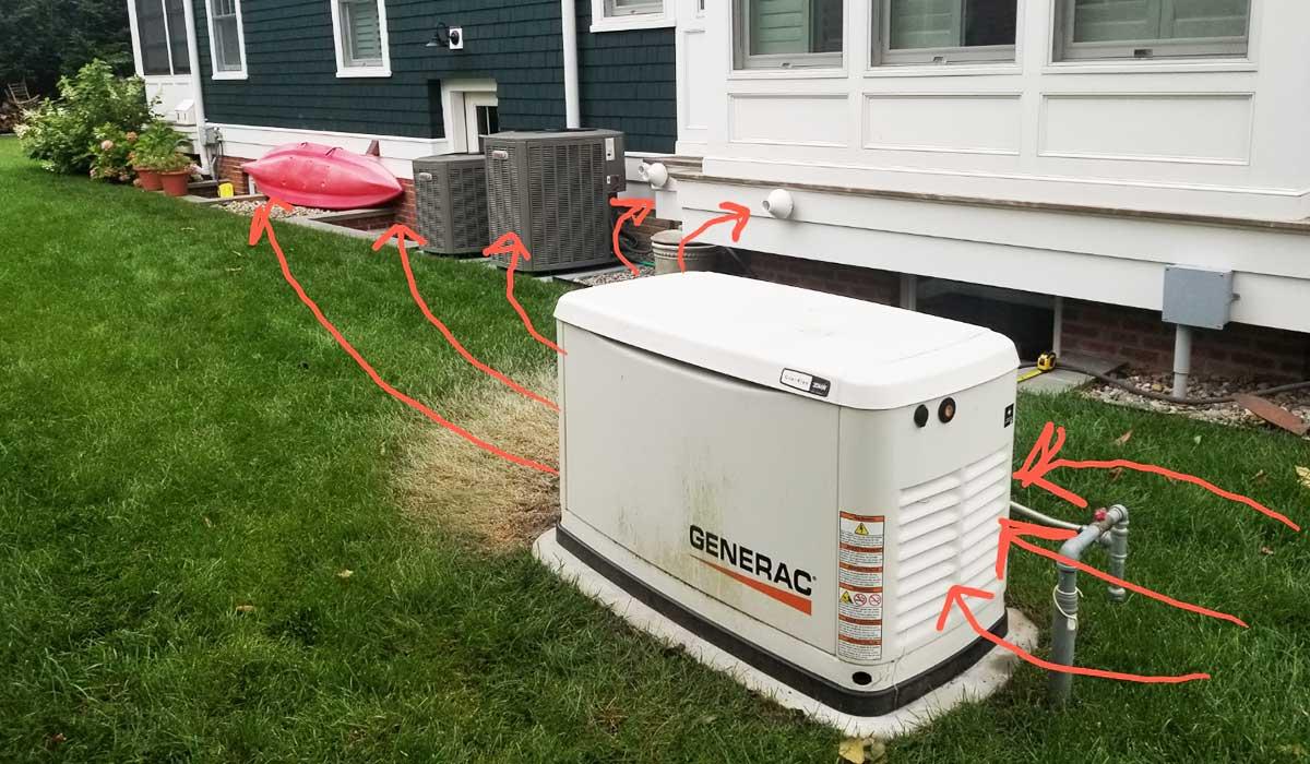 Home Generator Safety Alert